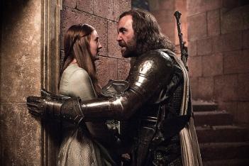 Sansa last seeing hound